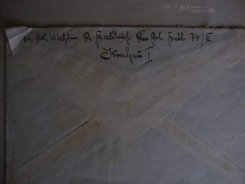 SS envelope