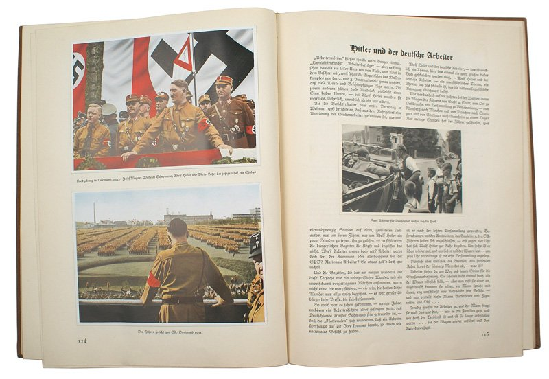 propaganda of hitler essay This is a collection of english translations of nazi propaganda material by joseph goebbels, part of a the last major anti-semitic essay.
