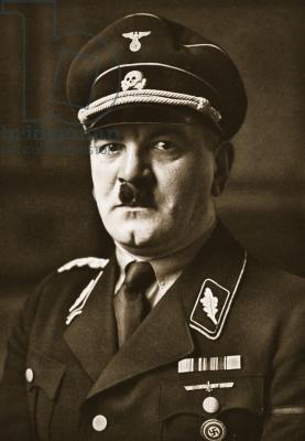 Hitler Rally Photo