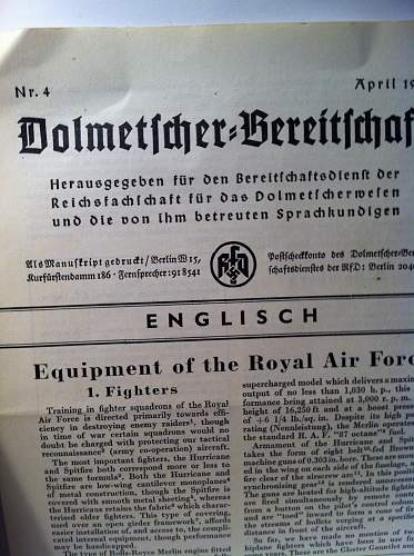 Need help for this small news paper written in German & English