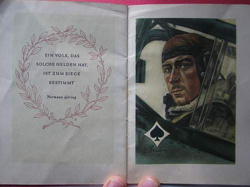 Mothers Cross Booklet ?