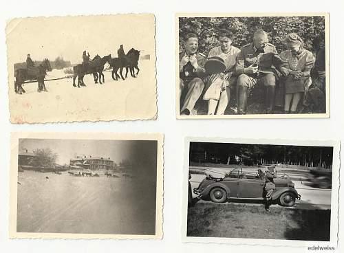 Info on German Photos Please.
