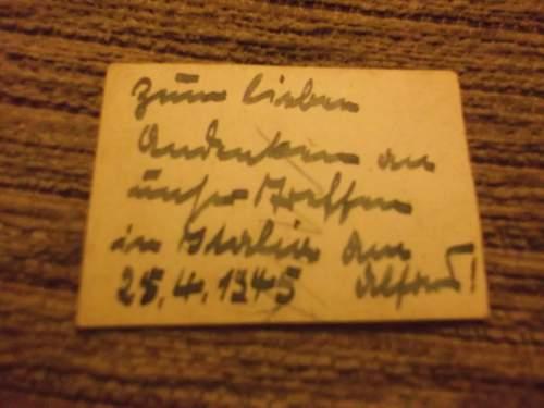German photo help please