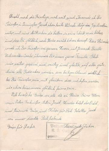 Click image for larger version.  Name:Dachau letter.jpg Views:109 Size:34.7 KB ID:46949