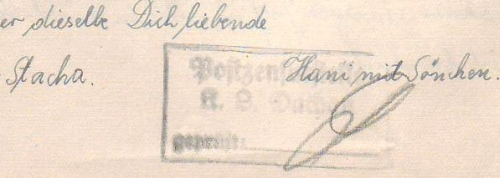 Dachau letter real or fake
