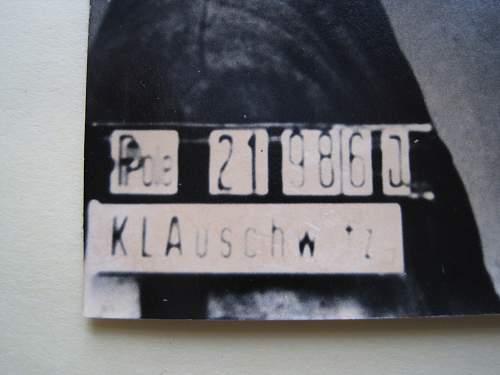 Auschwitz prisoner photo, how common are they?
