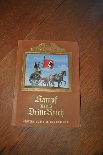 """Kampf un's dritte Reich"" with problems..."