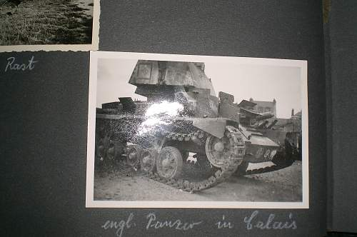 Todays Finds, SS Newpaper & Army Photos