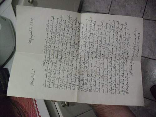 German Letters, 1940
