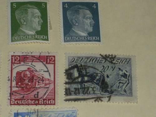 Nazi Stamps