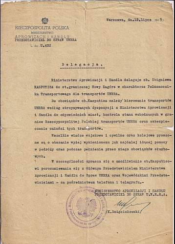 Click image for larger version.  Name:1945 UNRRA - Poland.  a.jpg Views:285 Size:103.8 KB ID:493813