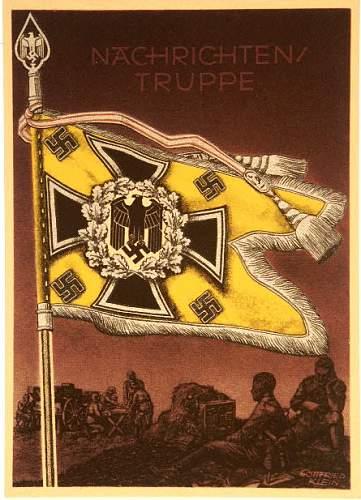 Flag Postcard Series.