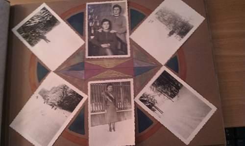 Interesting Photo Album Pick Up