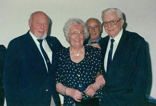 KC and other award holders after the war