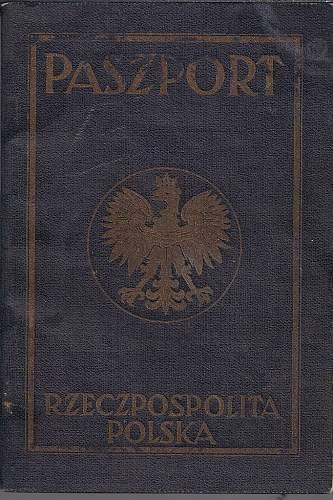 escaping occupied Poland - 1940