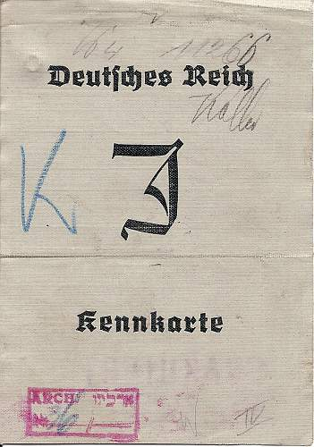 Click image for larger version.  Name:Jewish kennkarte #1 cover.jpg Views:916 Size:168.1 KB ID:49965