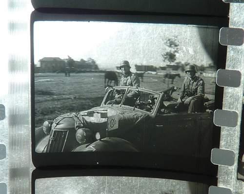Original 35mm SS-Totenkopf film!