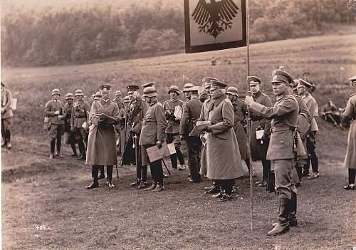 Reichswehr Photograph Collection