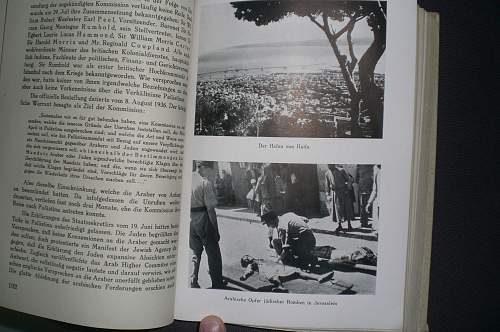 Unusual Book'Araber Aufstand'