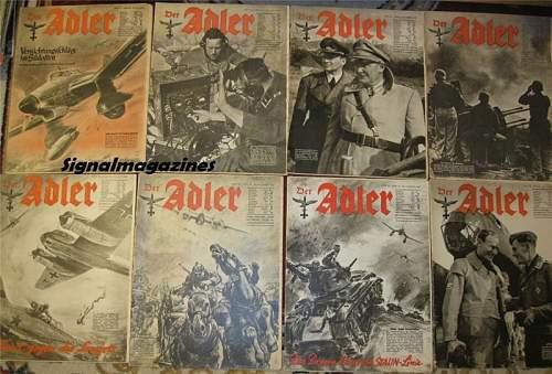 Der Adler Magazine