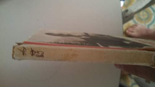 FOUND: Book with HItler's Bookplate inside , information ??