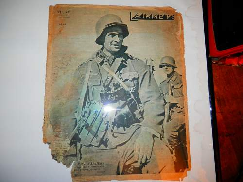 Latvian magazine 1942