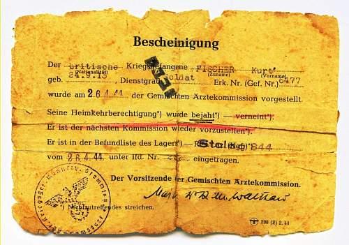 Ausweis for children under 15