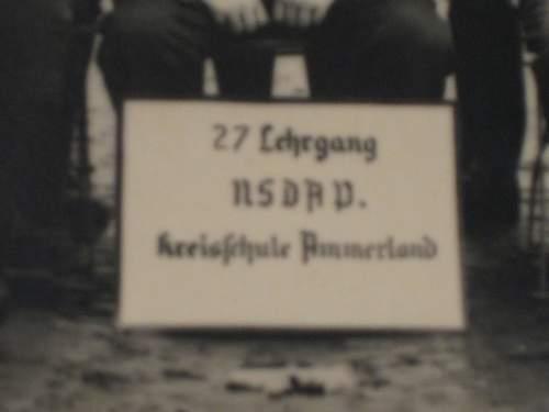 NSDAP Kreis School