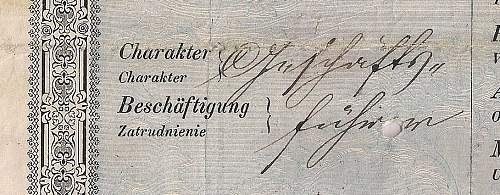 some help with German hand writing...