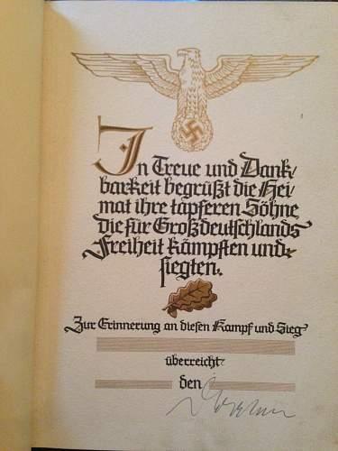 Ehren Chronik