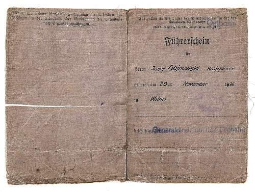 Ostbahn license