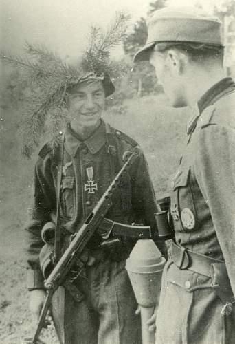 Interesting Photo of Young EK Recipient