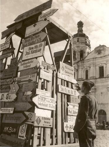 Dachau Photo album via Spiegel