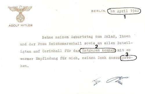 Fraudulent Document Example