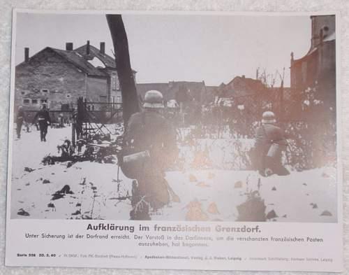 Click image for larger version.  Name:Aufklärung im französischen Grenzdorf 20-3-40.JPG Views:12 Size:65.6 KB ID:614214