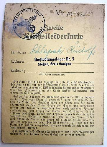 Click image for larger version.  Name:Umsiedlungslager circa 1940-1941.jpg Views:63 Size:204.7 KB ID:6257