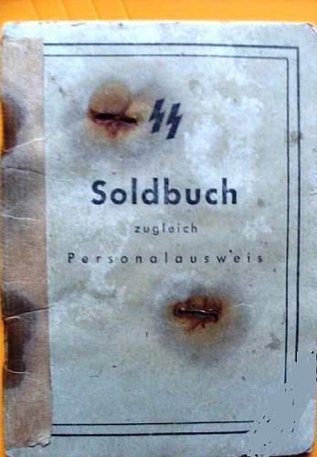 original Soldbuchs??