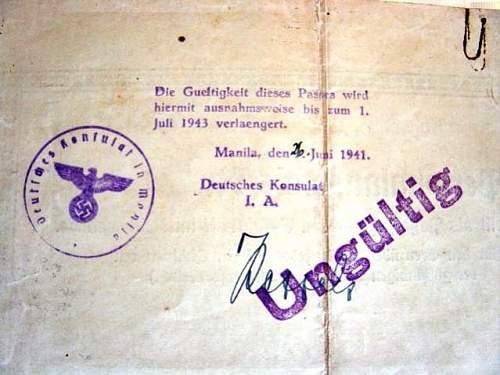 ausweis 1941