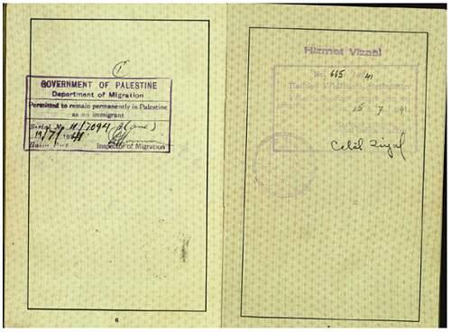 When a fake passport is a genuine fake passport...