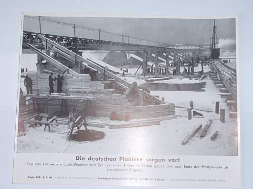 Click image for larger version.  Name:Die deutschen Pioniere sorgen vor 8-2-1940.jpg Views:51 Size:211.3 KB ID:644905