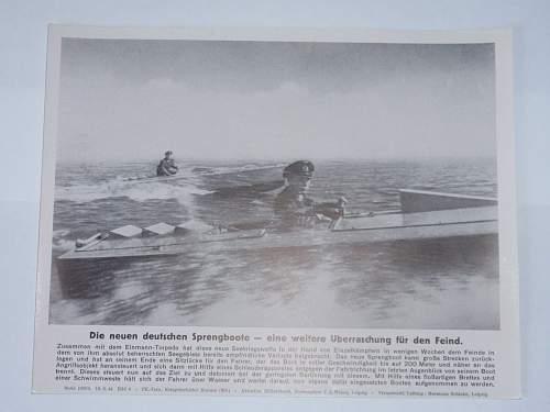 Click image for larger version.  Name:Die neuen deutschen Sprengboote- eine weitere uberrasschung für den Feind 19-9-1944.jpg Views:83 Size:181.6 KB ID:644906