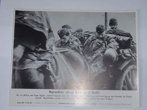 Click image for larger version.  Name:Vorwärts ohne Rast und Ruh 5-10-1939.jpg Views:58 Size:188.0 KB ID:644912