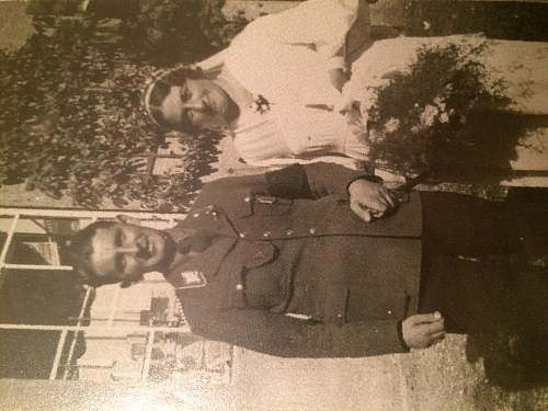 Great grandfathers SA wedding photos