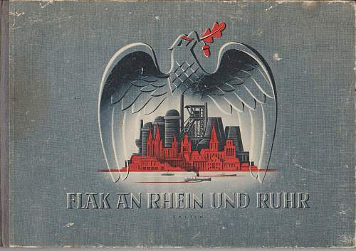 Flak book and photos