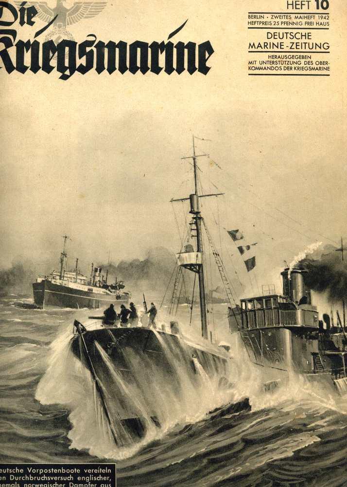 die deutsche kriegsmarine ww2