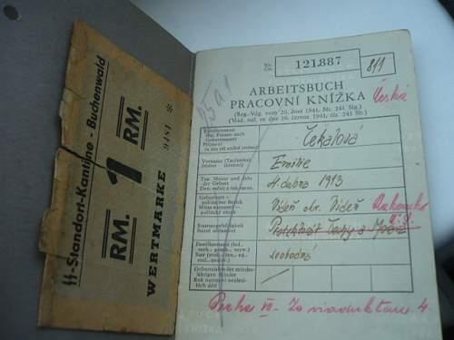 SS - Standort-Kantine- Buchenwald