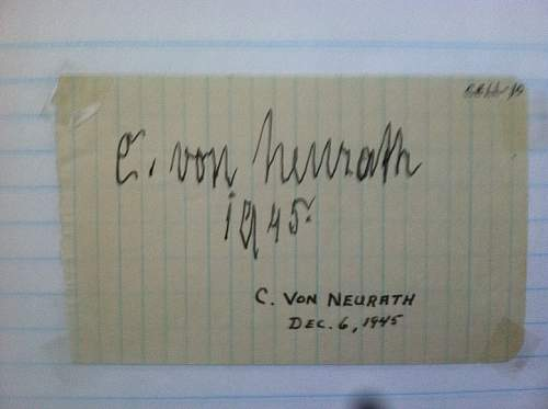 Click image for larger version.  Name:Konstantin von Neurath Nuremberg Trials-Cell 10.jpg Views:72 Size:157.2 KB ID:674713