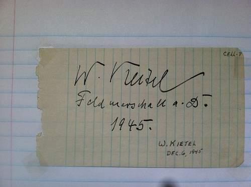 Click image for larger version.  Name:Wilhelm Bodewin Johann Gustav Keitel-Nuremberg Trials December 6 1945 Cell 8.jpg Views:165 Size:152.9 KB ID:674718