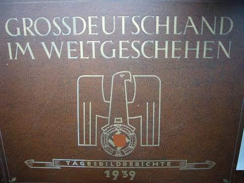 Deutchland Erwacht... what is this book?