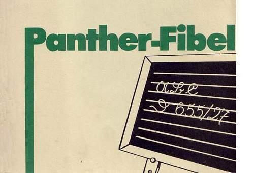 Tiger and Panther-Fibel
